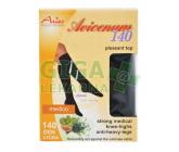 Avicenum 140 podkolenky S LONG (1D) strong černá