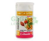 C-Vitamin 100mg med šípek se sukr.a xyl.