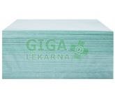 Obrázek Ručníky papírové skládané ZZ zelené 250ks