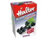 HALTER bonbóny Černý rybíz 40g blackcurra. H200254
