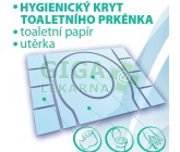 Obrázek HYGI-WC komplexní hygienická pomůcka 1ks