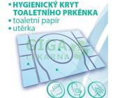 Obrázek HYGI-WC komplexní hygienická pomůcka 3ks