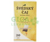 Naturprodukt Švédský čaj n.s.20x2g