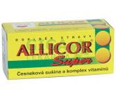 Allicor Super česnek+vitamin.tbl.60