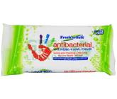 Obrázek Ubrousky vlhčené Antibakteriální na ruce 15ks