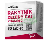 nefdesanté Rakytník zelený čaj vitamín C tbl.60