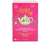 Obrázek English Tea Shop MIX 4 příchutě Bio bylinné 20 sáčků