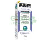 Obrázek Listerine Professional Fluoride Plus 250ml