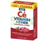Revital Vitamin C + zinek+echinacea+šípek tbl.45