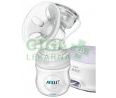 Obrázek AVENT Odsávačka mateřského mléka Natural elektronická