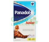 Panadol Junior čípky rct.supp.10x250mg