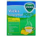 Vicks SymptoMed forte citrón por.plv.sol.5