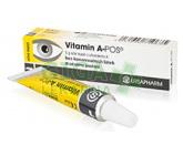 Vitamin A-POS oční mast 5g