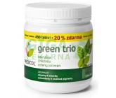 Green Trio Chlor.Spirul.Zel.ječmen tbl.540 Medicol