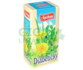 Apotheke Diabetický čaj 20x1.5g n.s.