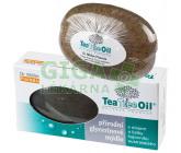 Tea Tree Oil mýdlo s lístky čajovníku austr.100g
