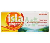 Isla Ginger tbl.30 bylinné pastilky