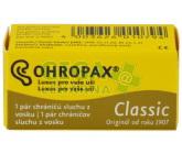 Chránič sluchu Ohropax Classic 2 ks