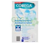 Corega Antibakteriální tablety blister 6ks