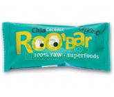 Allexx ROOBAR Datlová tyčinka s chia a kokosem 30g BIO/RAW