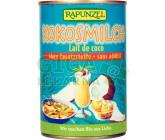Kokosové mléko RAPUNZEL 400ml-BIO