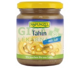 Tahini se solí - sezamová pasta RAPUNZEL 250g-BIO