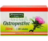 Harmony Line-Ostropestřec blistr 100 tobolek