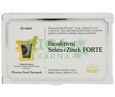 Bioaktivní Selen+Zinek FORTE tbl.60