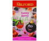 Obrázek MILFORD Ovocný čaj Funny Berry 20x2,5g