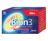 Obrázek Bion 3 50+ 30 tablet