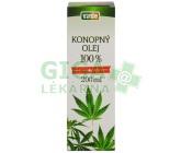 Konopný olej 100% 200ml
