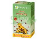 Obrázek Megafyt Dětský bylinný čaj 20x2g
