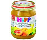 HIPP OVOCE BIO banány s meruňkami 125g CZ4200