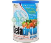 Obrázek Geladrink Forte nápoj jahoda 420g
