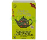 English Tea Shop Bio Lemon.Pepper.tropický punč Čaj 20s.
