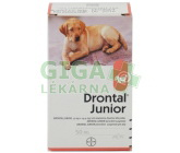 Obrázek Drontal JUNIOR 50ml s aplikátorem pro psy