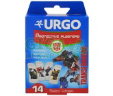 Obrázek URGO Dětská náplast TRANSFORMERS 14ks