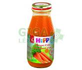HIPP ŠŤÁVA BIO mrkvová šťáva 200ml CZ8020