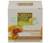 Obrázek Green Line Natura Výživný mandlový krém 50ml