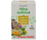 Hlíva ústř.Imunit + tradiční české byliny 50+10tob
