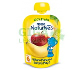NESTLE NATURNES Banán Jablko 90g CZ