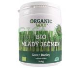 Mladý ječmen Bio 200g prášek Organic Way