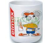 Obrázek Elmex dětská zubní pasta+kartáček 3-6 let+kelímek