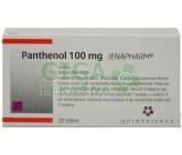 Panthenol 100mg Jenapharm por.tbl.nob.20x100mg