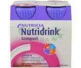 Nutridrink Compact Lesní ovoce por.sol. 4x125ml