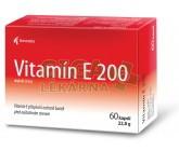 Vitamín E 200 cps.60