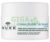 NUXE Creme Fraiche de Beaute enrichie 50ml