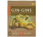 GIN GINS HOT COFFEE zázvor.žvýk.bonb.horká káva42g