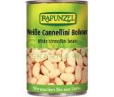 Bio bílá fazole sterilovaná 400g RAPUNZEL