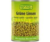 Bio zelená čočka sterilovaná 400g RAPUNZEL